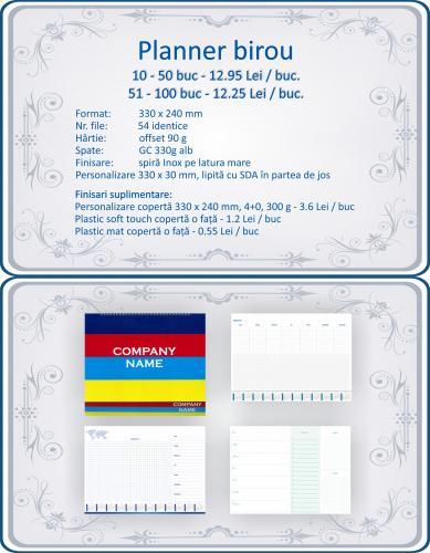 Agende, calendare, planner